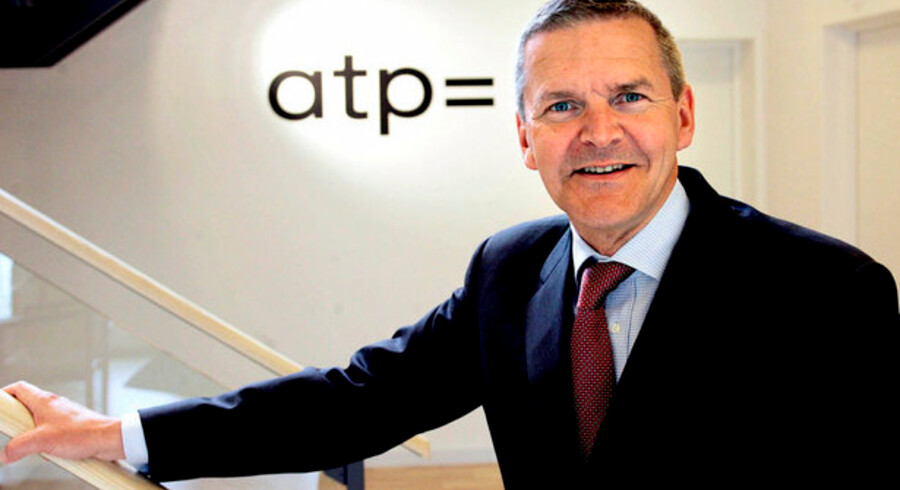 Lars Rohde fra ATP gjorde tidligere på året politikerne opmærksomme på, at med stormen på SP-ordningen vil det næppe kunne betale sig at administrere de sidste opsparinger.