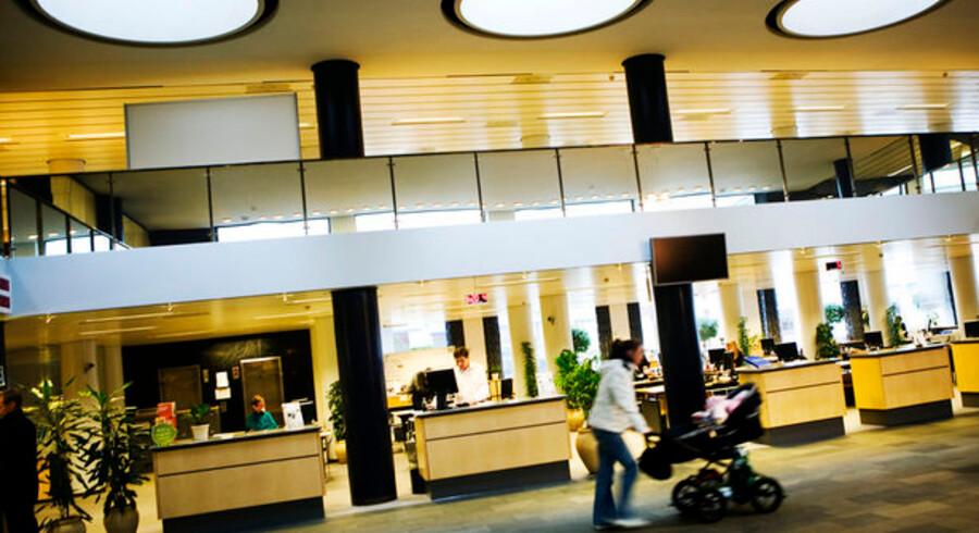 Nordea og Danske Bank forsøger at kapre kunder med relativt høje renter på bestemte typer indlån.