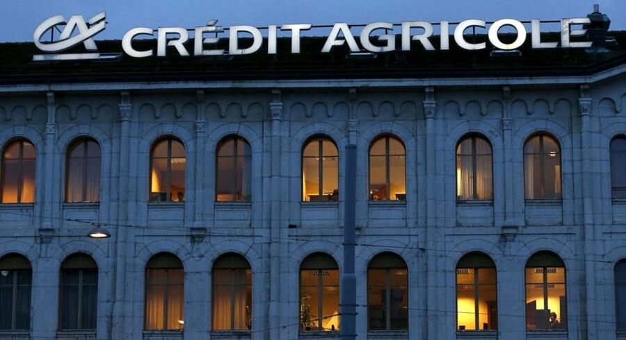Overskuddet blev opgjort til 920 mio. euro i regnskabet, der blev offentliggjort tirsdag morgen, og det var en betydelig fremgang i forhold til de blot 77 mio. euro, som banken tjente i samme periode sidste år.