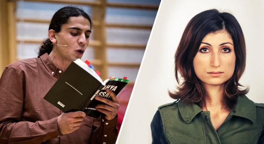 Trusler mod kunstnere som Hassan og Bazrafkan er tegn på, at der må gøres noget mere for at sikre ytringsfriheden, lyder det fra Liberal Alliance.
