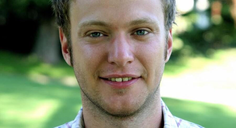 Peter Westermann på et foto fra 2008, da han var med til at stifte tænketanken Cevea, hvor han var vicedirektør frem til 2010.