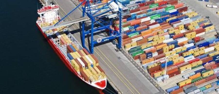 Danmark får en flot placering blandt verdens handelselite, men det er ikke nok, mener DI.