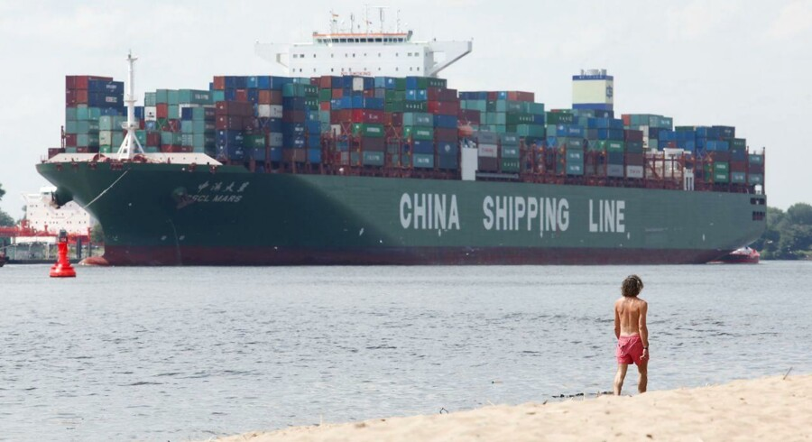 Singaporeansk finanshus forventer markante minusser i andet kvartal for China Shipping Container Lines og Neptune Orient Lines.