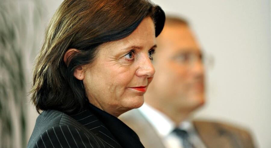 Sydbanks direktør Karen Frøsig