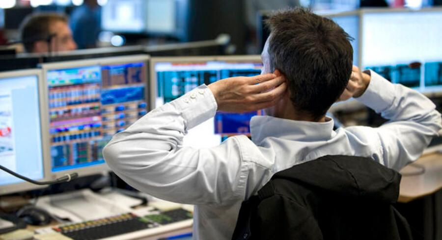 Med flash trading har private investorer ikke en chance for at købe til den skarpeste pris.