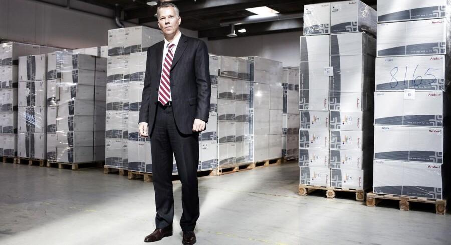 Lars Marcher, Chief Executive Officer, Ambu.
