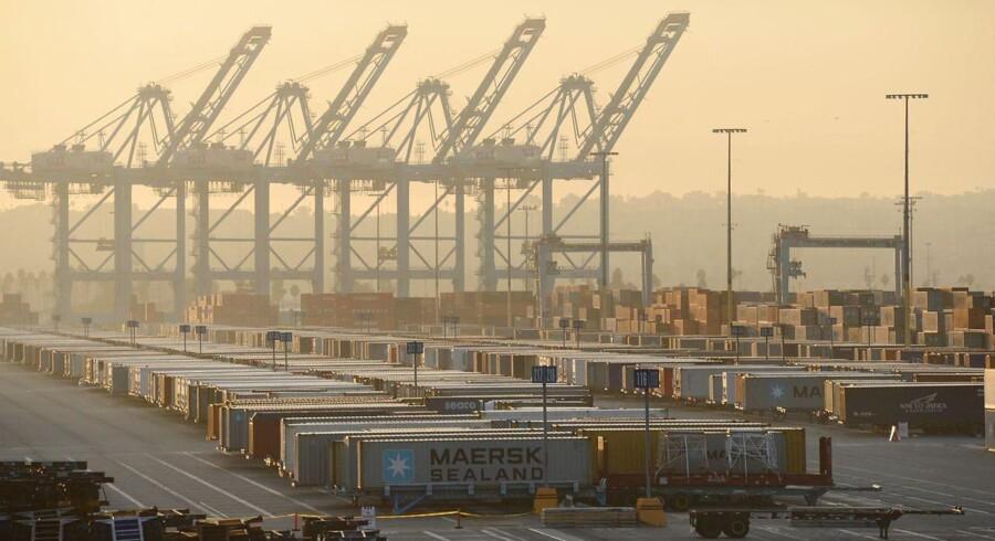 APM Terminals ønsker ikke at oplyse, hvad havnestrejken i Los Angeles har kostet A.P. Møller - Mærsk, men der er ingen tvivl om, at det har været meget dyrt.
