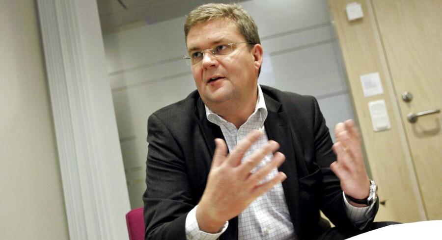 Vestas er en af de virksomheder, der er begyndt at bevæge sig mod udlandet efter nye ledere. I går udnævnte de svenske Anders Runevad som ny topchef.