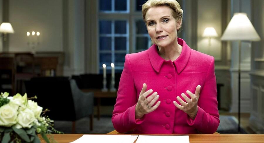 Statsminister Helle Thorning-Schmidt nævnte i sin nytårstale udfordringerne med energi og miljø, men flere iagttagere savnede en vision for, hvad hun så vil gøre ved det.