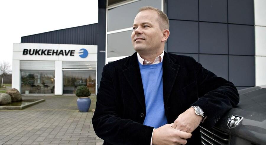 """Christian Haar, ejer af Bukkehave i Svendborg, skal endnu engang i retten med svindelsagen i forbindelse med """"Olie for mad""""-programmet"""