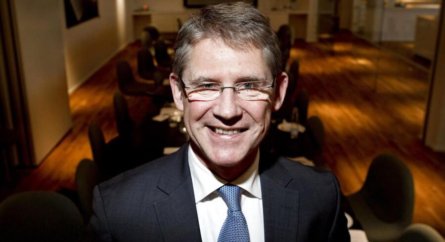 Novo Nordisks Lars Rebien Sørensen.