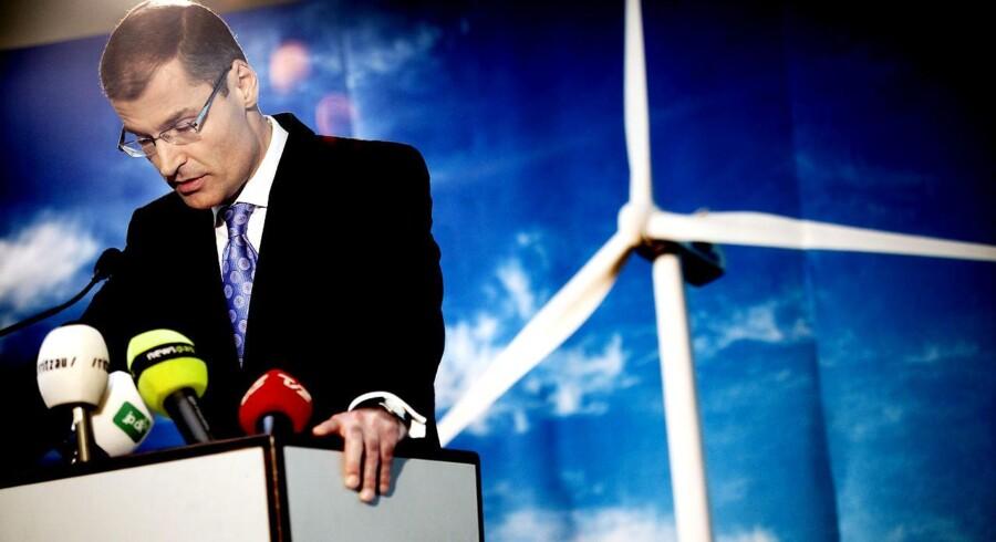 Ditlev Engel, koncernchef iVestas, bliver kritiseret for at have mistet forbindelsen til driften.