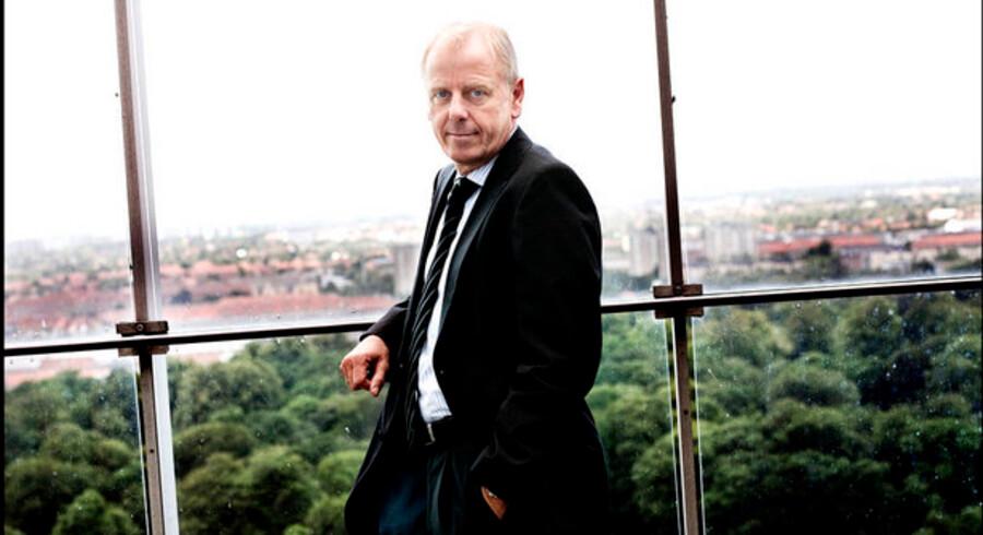 Carlsberg-chef Jørgen Buhl Rasmussen er vant til rygter om højere øl-afgifter.