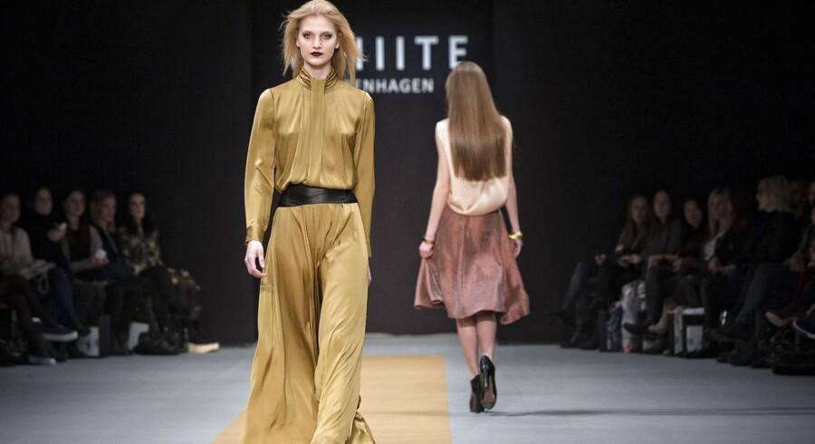 Copenhagen Fashion Week blev skudt i gang den 28. januar på København Rådhus, hvor den nyeste kollektion fra luksusmærket WHIITE blev vidst frem.Vind adgang til Copenhagen Fashion Week 2014 - Deltag i konkurrencen her.