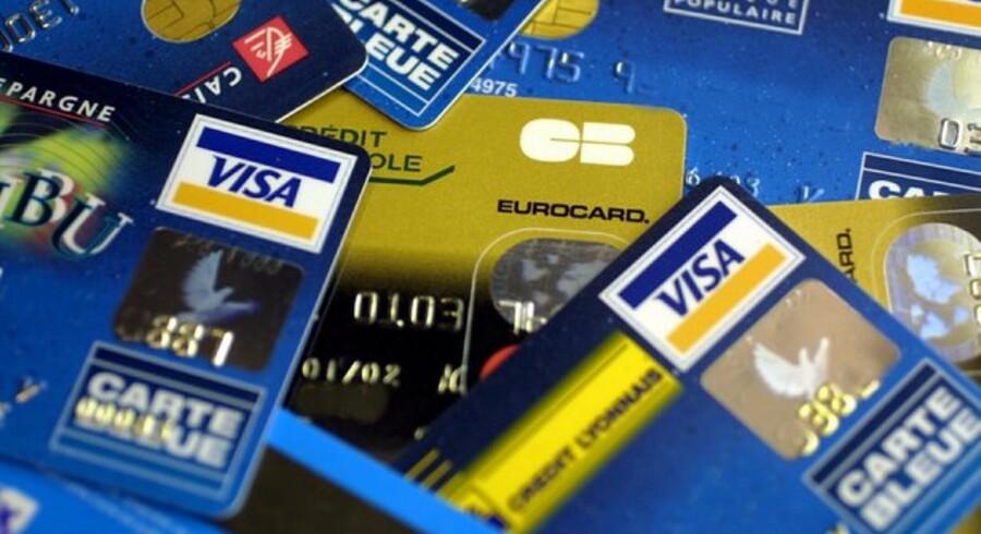 Millioner af kreditkort ramt af svindel i USA