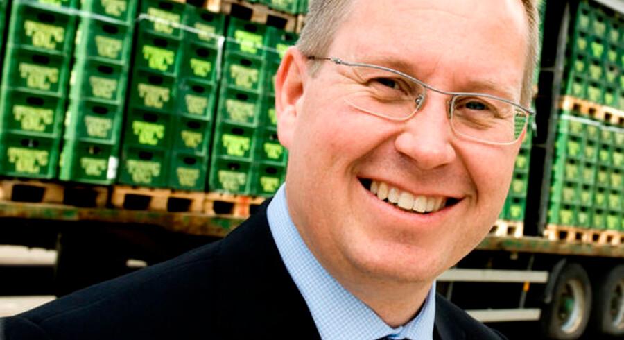 Jesper Jørgensen, Carlsberg Danmarks adm. direktør.