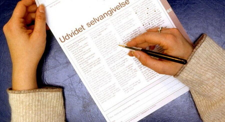 Fra 2. til 19. februar kan man indberette indtdægter og fradrag til Skat, så man hurtigere får overblik over restskat eller overskydende skat for 2008.
