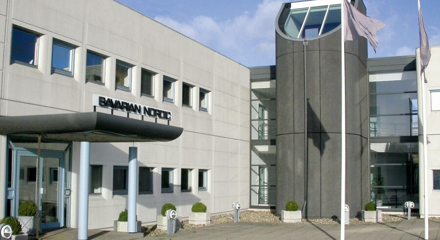 Bavarian Nordic kan tirsdag offentliggøre en forlængelse af kontrakten med USA, der har en værdi på op til 1,3 mia. kr.