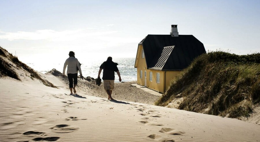 Nye tal fra Danmarks Statistik viser, at sommerhusudlejningen har haft en positiv udvikling i første halvår 2014