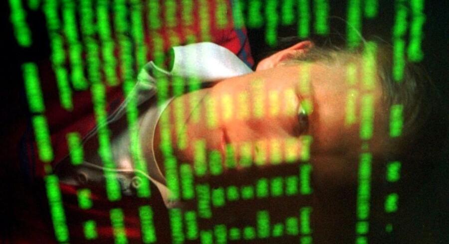 17.000 emailadresser og koder blev i går hacket fra Patent- og Varemærkestyrelsen.