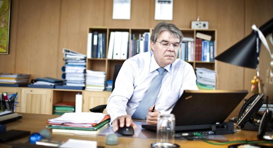 Nykredits koncernchef Peter Engberg mener, at finanssektorens rolle i finanskrisen ikke kan beskrives med ét ord.