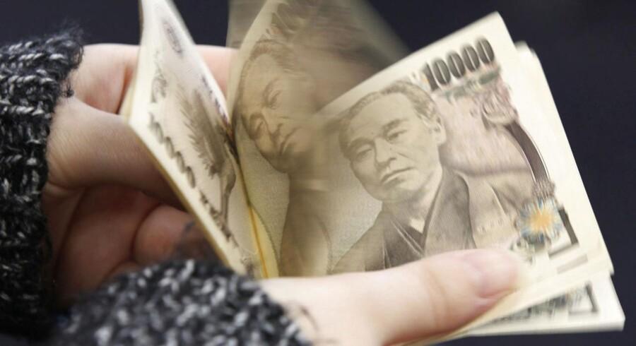 Natsuo Yamaguchi fra Komeito sagde torsdag, at den japanske centralbank, Bank of Japan, sammen med den japanske regering bør arbejde for at sikre, at landets valuta - yennen - er stabil.