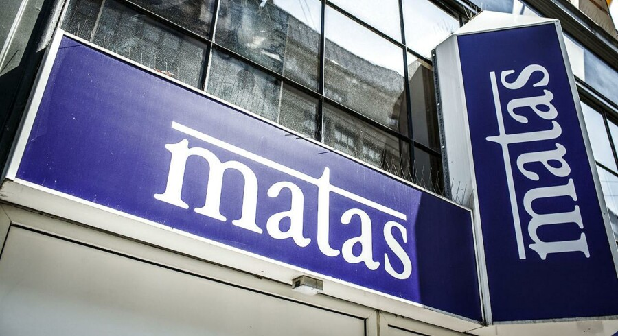 I alt er der reserveret 43.475 aktier til medarbejderne i Matas