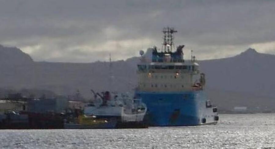 Carsten Plougmann Andersen, adm. direktør i Maersk Supply Service, mener, at selskabet gør alt, hvad det kan, for at sikre den bedst mulige sikkerhed, og understreger, at det er vigtigt at åben omkring udfordringerne.