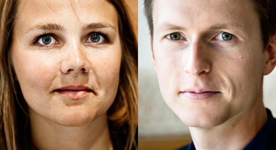 Jesper Petersen (S) og Emilie Turunen (S) bør forlade henholdsvis Folketinget og Europa-Parlamentet og overlade deres mandater til det parti, de er valgt for, nemlig SF.