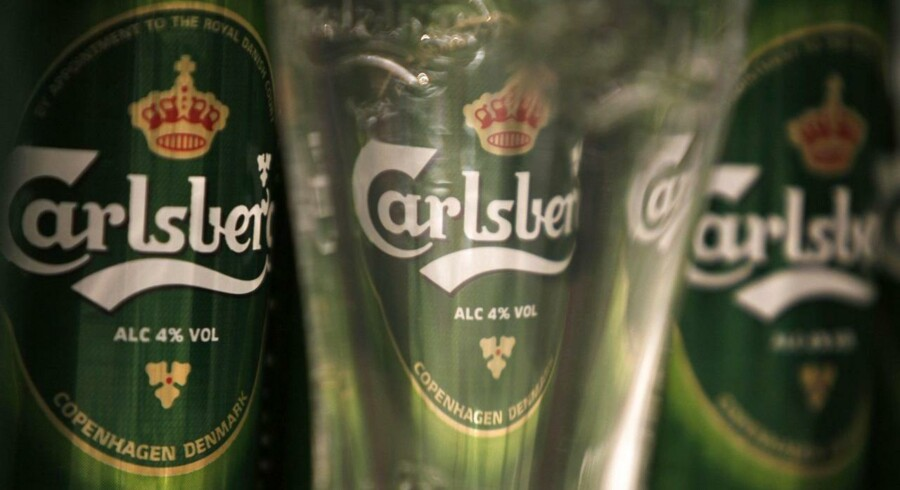 Nye regler for salg alkohol i Rusland kan ramme Carlsberg.