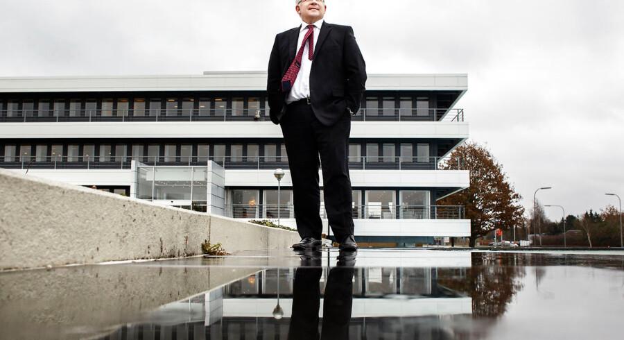 -Arkiv- SE RITZAU Grundfos fyrer topchef BV.: Carsten Bjerg CEO and Group President, Grundfos