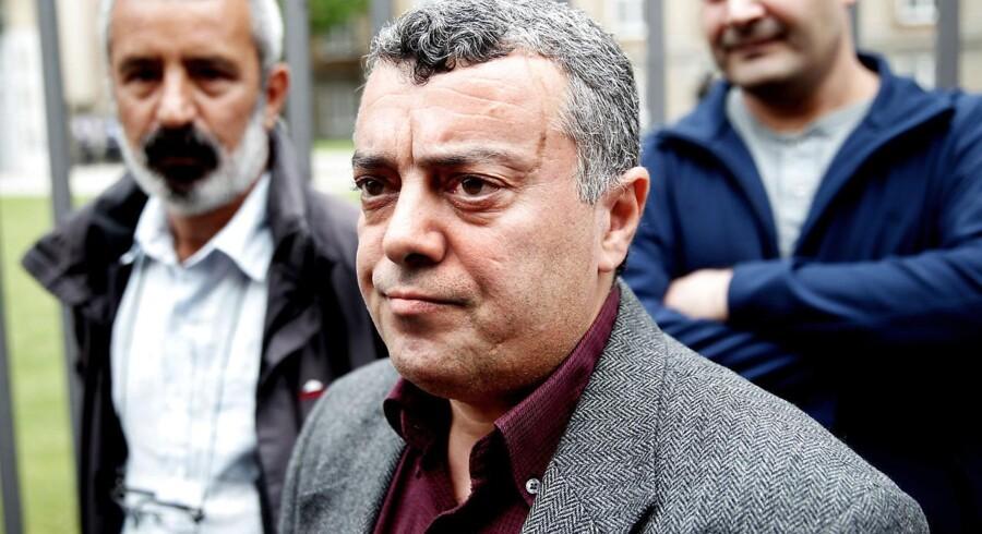 Imdat Yilmaz, direktør for ROJ TV.