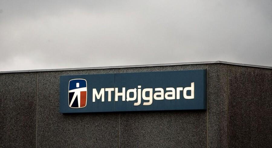 MT Højgaard ejes af de to børsnoterede selskaber, Højgaard Holding og Monberg & Thorsen, der sidder på henholdsvis 54 og 46 pct. af aktierne.
