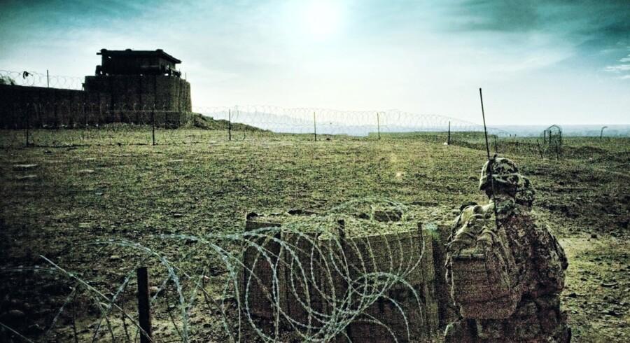 Danske soldater skal ikke længere fange taliban-oprører i det farlige område i det nordlige Gereshk. Stedet rykker de til te tættere befolket område, som et led i en mere koncentreret indsatt i Afghanistan.