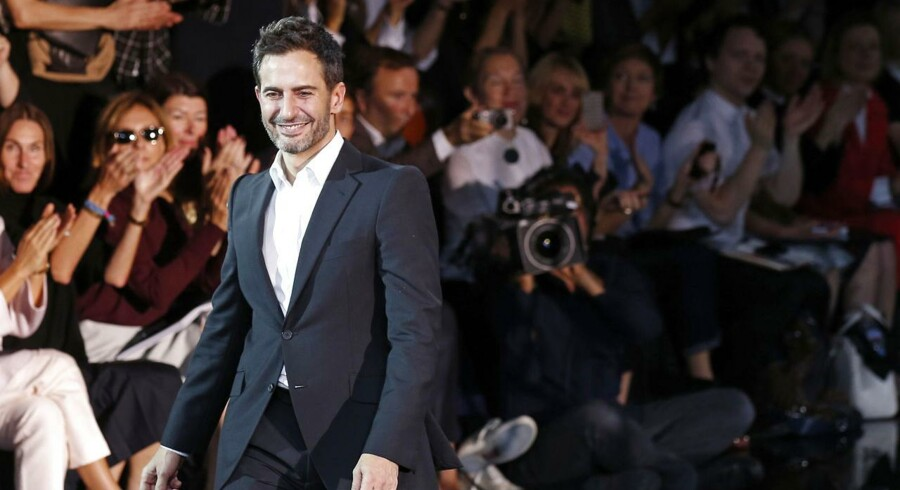 Marc Jacobs har været i Vuittons fold i 16 år, men vil nu koncentrere sig om sit eget brand.