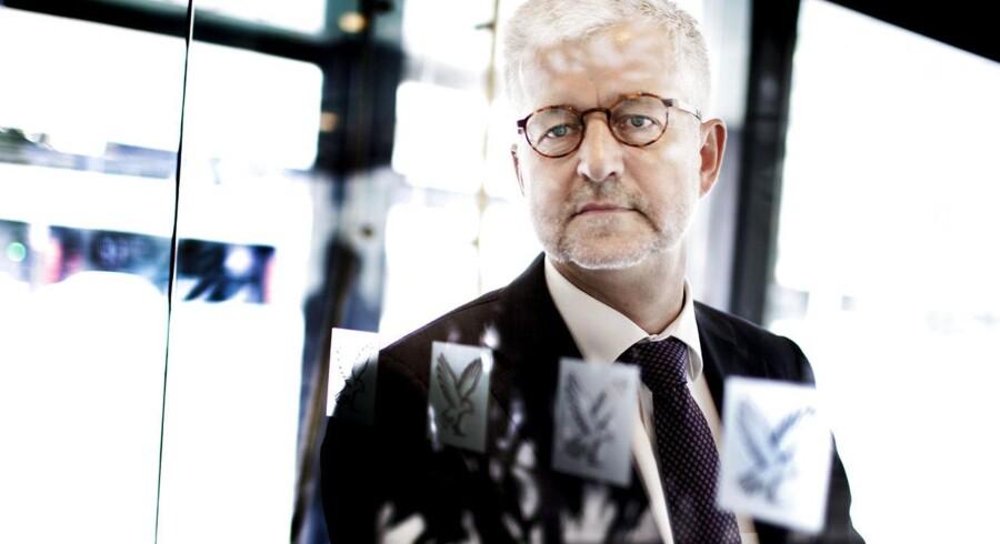 Allan Søgaard-Larsen, direktør i Falck.