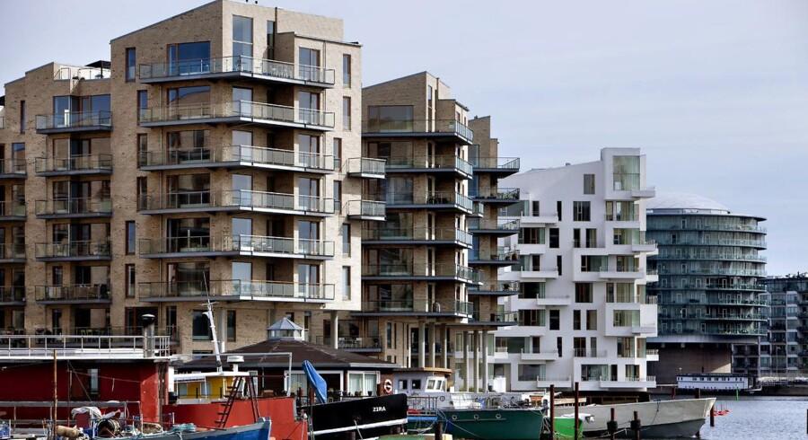Et af TK Development seneste færdiggjorte projekter, Essex Waterfront, i Aalborg på ca. 12.000 kvm.