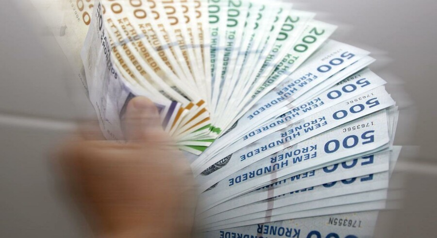 Store omkostninger rammer pensionen