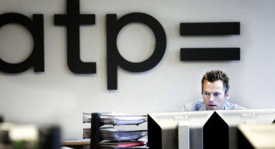 ATP dropper lån i danske banker og trækker sig dermed ud af bankfinansering til en værdi af mere end 100 mia. kr.