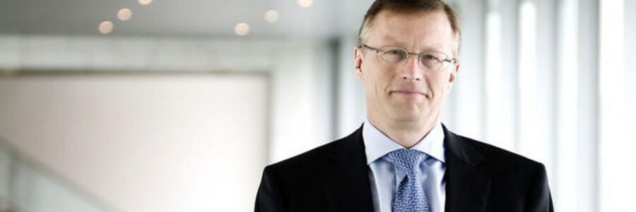 Topchef i A.P. Møller-Mærsk, Niels Smedegaard Andersen.