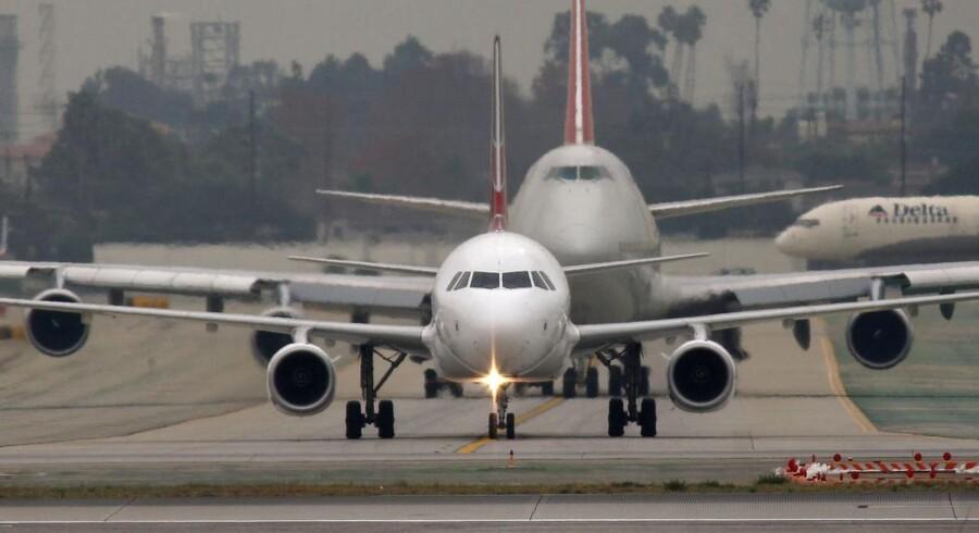Der er ikke meget, der tyder på, at der bliver mindre travlt i verdens lufthavne og i selve luftrummet de kommende år. Tværtimod.
