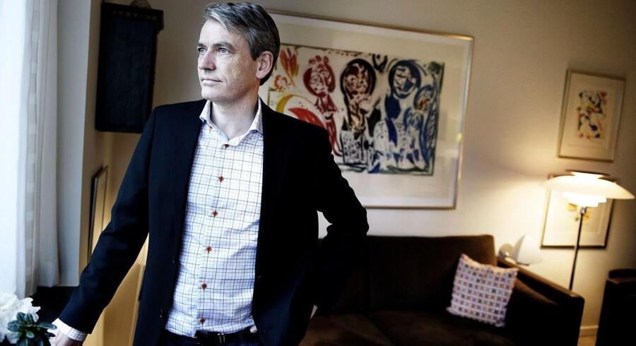 Anders Hedegaard, adm.dir. hos Bavarian Nordic.