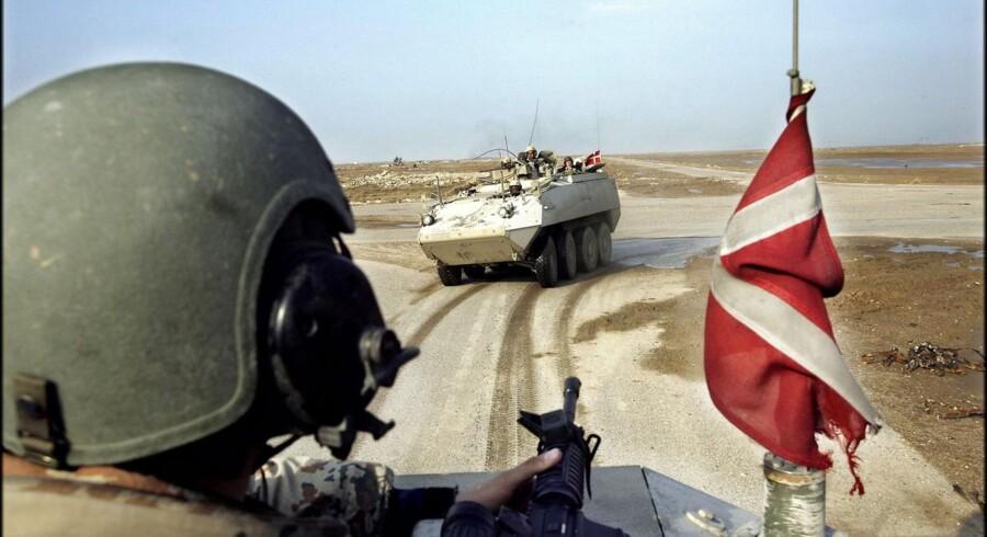De sidste danske kamptropper har forladt Afghanistan, og som mange andre europæere er danskerne ikke begejstrede for at involvere sig i yderligere væbnede konflikter, viser en ny undersøgelse.