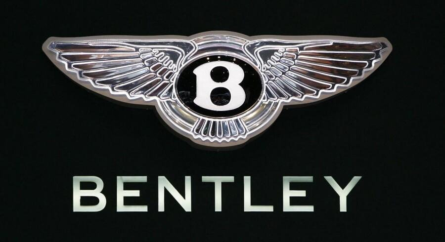 Bentley overvejer at lave en linje armerede biler, der skal sikre skudsikker komfort i lande som Rusland, Mellemøsten og Latinamerika. Det skriver The Guardian.