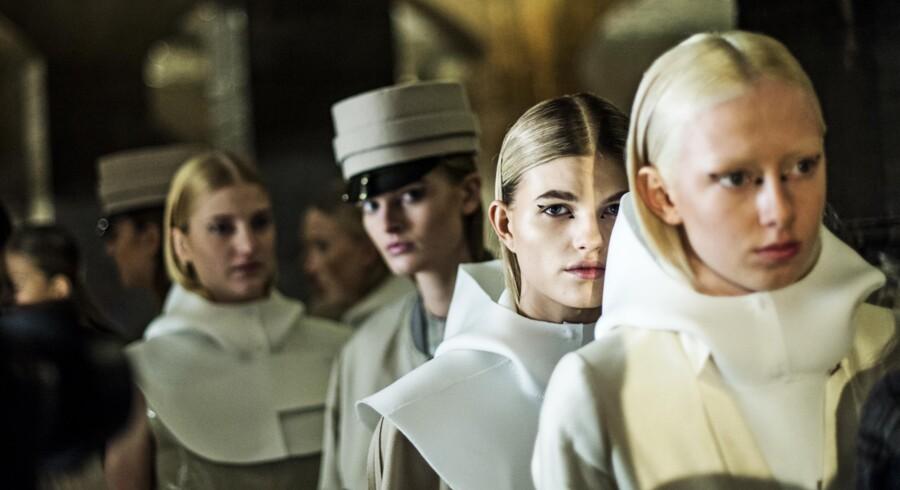 Designers remix - BACKSTAGE Copenhagen fashion week Thursday January 30th.2014