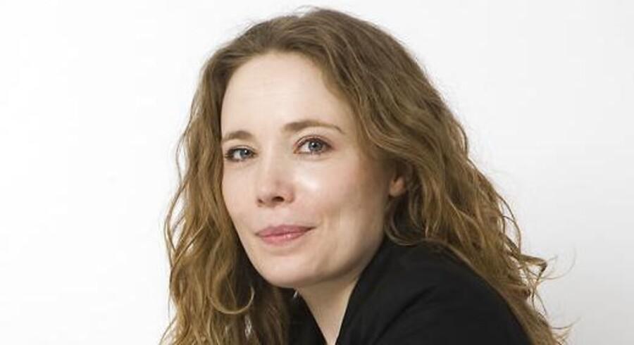 Berlingske Tidende journalist, Sarah Skarum.