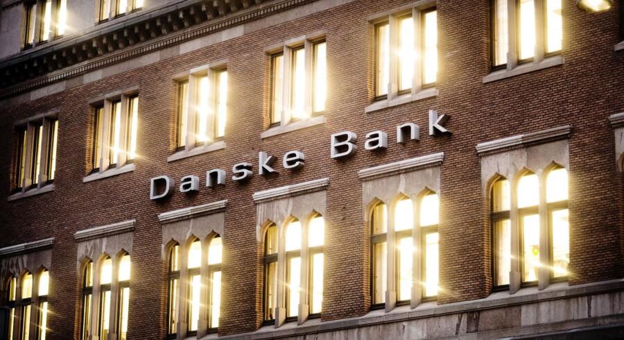 Tryg og Danske Bank er torsdagens hovedrolleindehavere på det danske aktiemarked