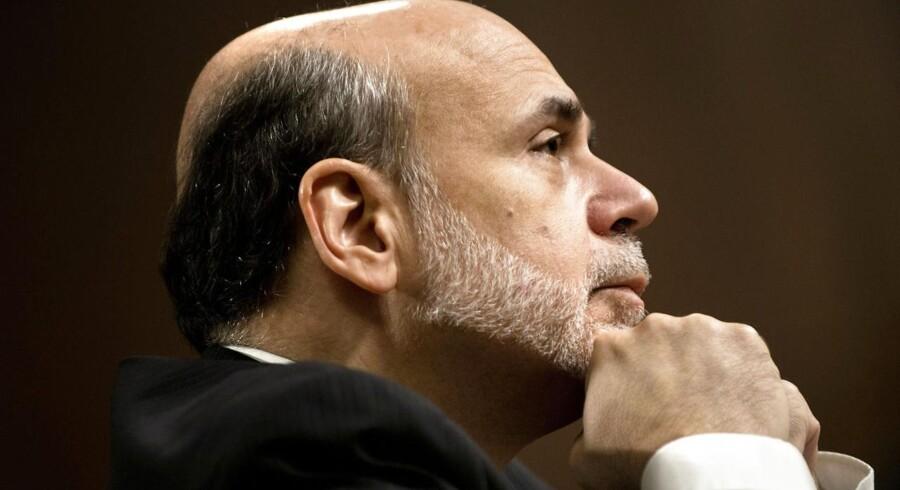 Bill Dudley og Jerome Powell er kommet deres chef, Ben Bernanke, til undsætning.