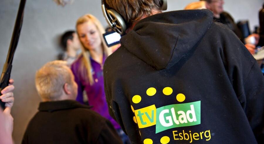 TV-Glad, der er verdens første tv-station for udviklingshæmmede, er en af de mere kendte socioøkonomiske virksomheder.