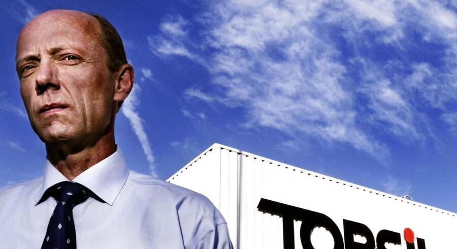 Topsils direktør, Peder Mohr Jensen.